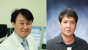양광모 원장, 허규 실장(왼쪽부터) - 동남권원자력의학원 제공